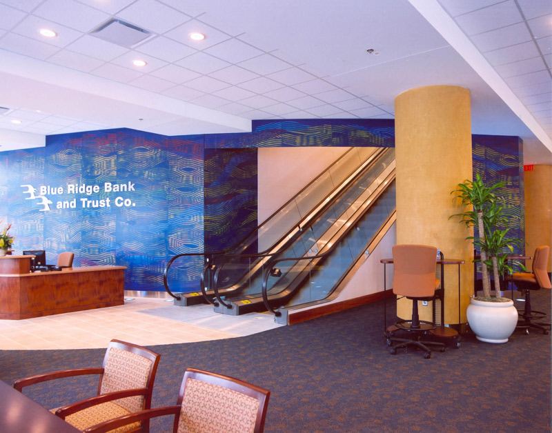 Blue Ridge Bank & Trust – Headquarters