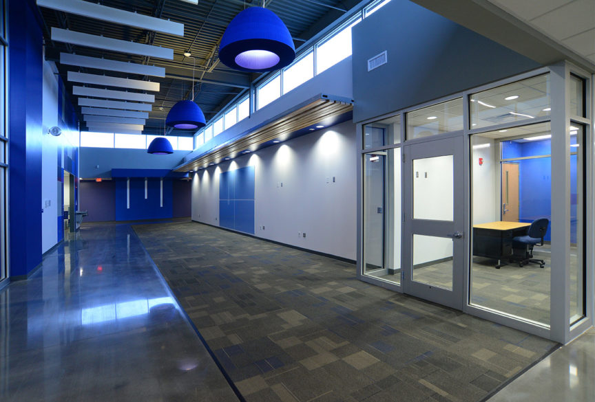 Grain Valley High School Expansion & Renovation