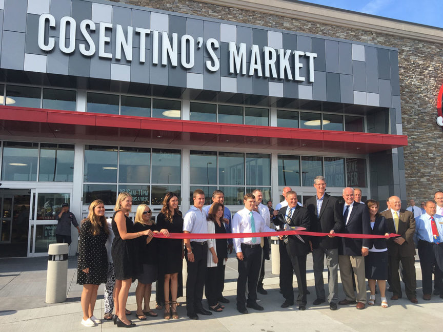 Fogel-Anderson, Const. Co. - Cosentino's Market