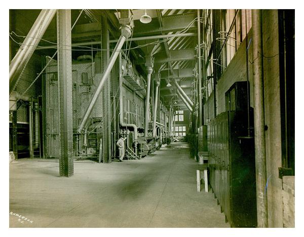 Union Station Power House – 1915(Bolender Center for Dance & Creativity)