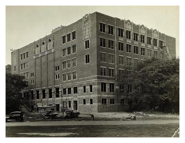 Westport Middle School - 1924