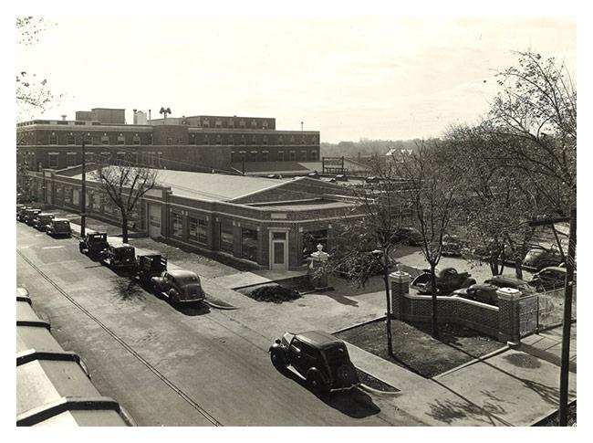 Manor Bakery – Westport - 1939