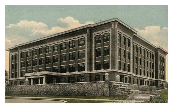 Central High School, KC, MO