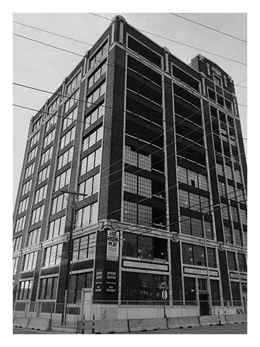 Thomas Corrigan Building - KC Crossroads