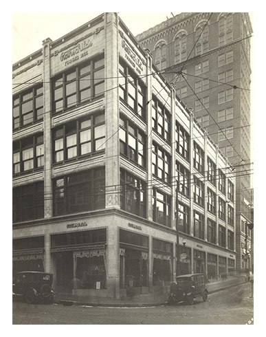 Rothschilds Building - 10th & Main