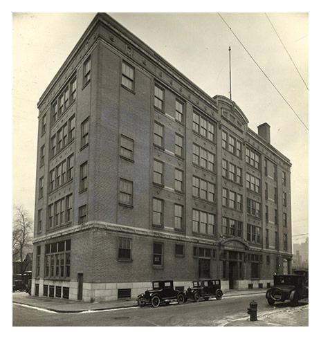 Southwest News Building