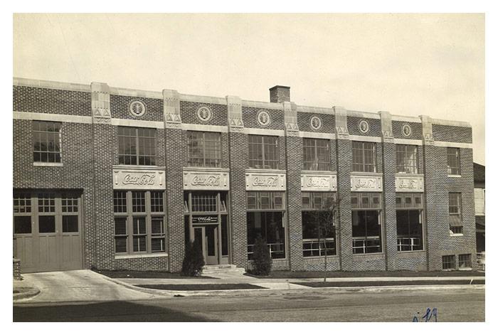 Coca-Cola Building - 2540 West Pennway