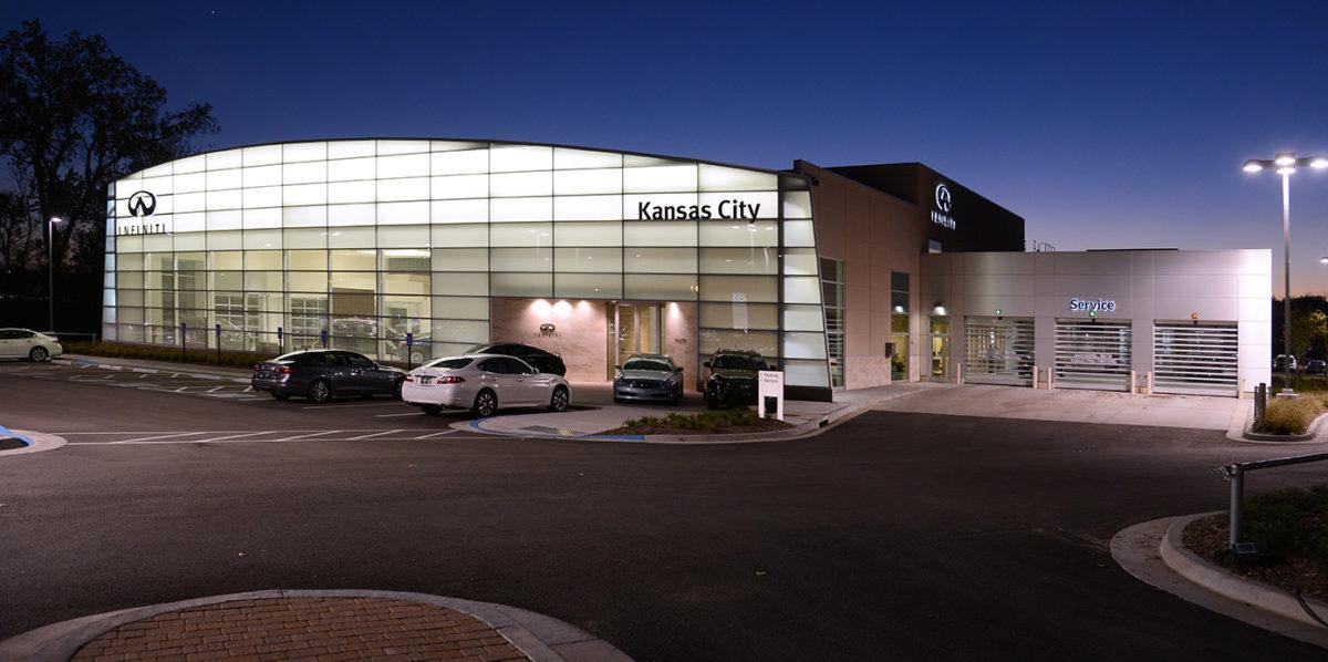 Infiniti of Kansas City - Merriam KS